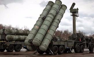 Erdoğan: Rusya'ya S-400'ler için kaporayı verdik