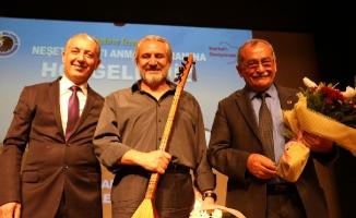 Halk Ozanı Neşet Ertaş Kartal'da Türkülerle Anıldı