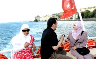 İstanbul'a gelen yabancı turist sayısı yüzde 10.8 arttı…