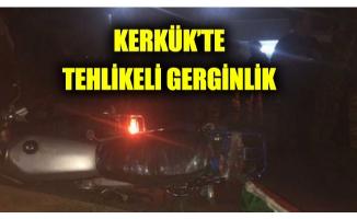 Kerkük'te Kürtler ve Türkmenler arasında çatışma