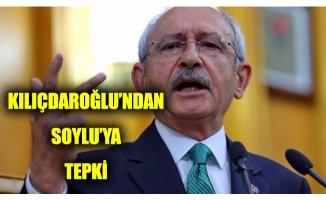 Kılıçdaroğlu'ndan Soylu'ya tepki