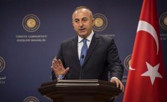 Mevlüt Çavuşoğlu: Türkiye çaresiz değil!