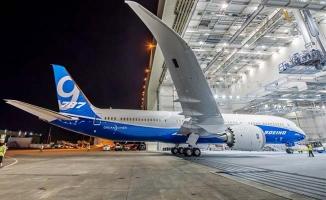 THY ile Boeing arasında  anlaşma imzalandı