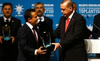 Tuzla Marina Projesi'ne birincilik ödülü