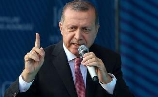 Cumhurbaşkanı Erdoğan, İstanbul'dakiilçe belediyeleri ile ilgili sinyali verdi