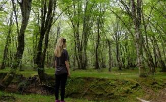 Eğitim-Bir-Sen üyeleri Longoz Ormanları'nda doğayla buluştu