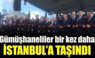 Gümüşhaneliler bir kez dahaİstanbul'a taşındı