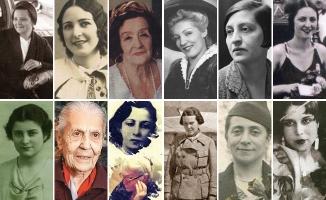 Tarihe not düşen Cumhuriyet Kadınları
