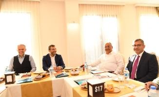 Anadolu Yakası Belediye Başkanları Çekmeköy'de toplandı