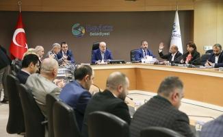 Beykoz Belediye Meclisi Kasım ayı çalışmalarına başladı