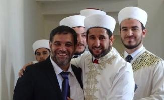 Çekmeköy Şahinbey Kur'an Kursu, genç hafızları mezun etti