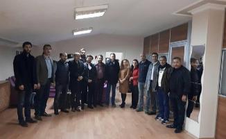 Gökhan Balcı, ÇESADER Başkanlığı adaylığını açıkladı...