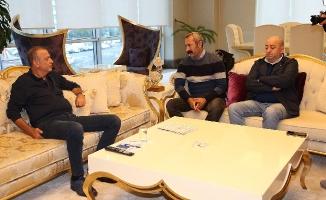 İlgezdi, Ovacık Belediye Başkanı Maçoğlu ile buluştu