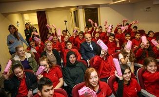 Öğrencilere Beykoz Belediyesinden 1500 Diş Fırçası