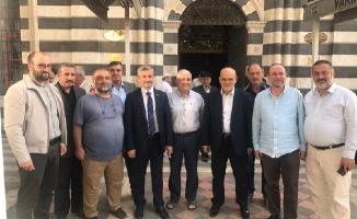 TDBB Yürütme Kurulu Gaziantep'te toplandı