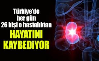 Türkiye'de her gün 26 kronik böbrek hastası hayatını kaybediyor