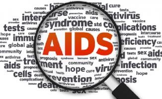 AIDS DÜNYADA AZALIRKEN TÜRKİYE'DE ARTIYOR