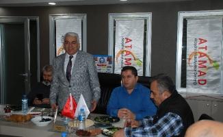 ATAMAD, GAZETECİLERİ UNUTMADI