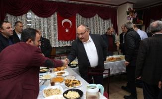 Başkan Hasan Can Yaren Gecesi programına katıldı