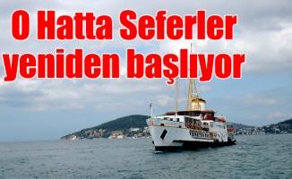 Beşiktaş-Adalar arası motor seferleri yeniden başlıyor