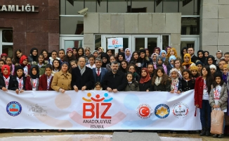 """""""Biz Anadoluyuz"""" Sultanbeyli'de Misafir Edildi"""