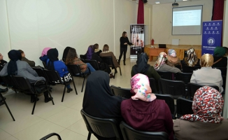 """""""Çocuklarda Kış Hastalıkları"""" konulu seminer düzenlendi"""