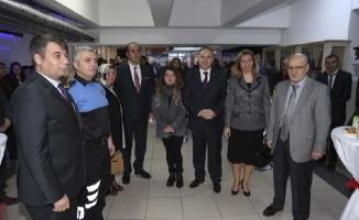 Şehit Polis Selami Çaylak Kütüphanesi hizmete açıldı