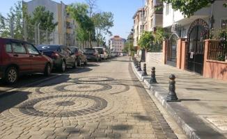 Ümraniye Belediyesi cadde ve sokakları yeniliyor