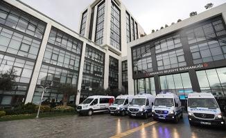 Ümraniye Belediyesinin Hasta Nakil Araçları Yenilendi