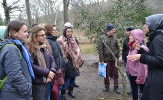 Bahçe Bakımı Kursu'na kadınlardan yoğun ilgi