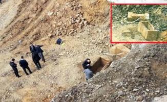 Kadıköy'deki inşaat kazısından tarih fışkırdı
