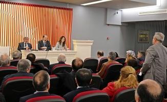 Maltepe'de okul güvenliği değerlendirme toplantısı yapıldı