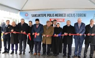 Sancaktepe Polis Merkezi hizmete açıldı