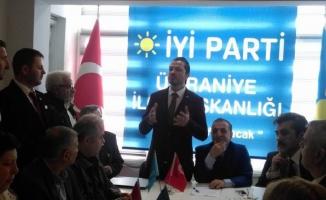 Ümraniye İYİ Parti Yakup Fındık'la devam