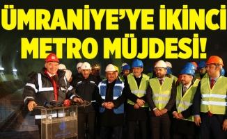 Ümraniye'ye İkinci Metro Müjdesi!