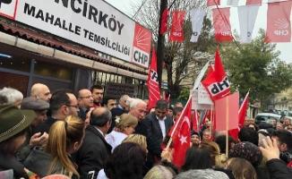 Beykoz'da CHP Mahalle Temsilciliği açıldı