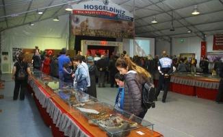 """Çanakkale Savaş Malzemeleri Müzesi'nde """"18 Mart Zaferi"""" Anıldı"""