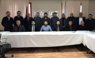 MHP Maltepe'den Meslek Odaları ve Kooparatiflerine Hayırlı Olsun Ziyareti
