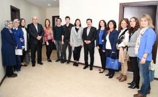 Tuzlalılar, Başkan Yazıcı ve Eşinin Tıp Bayramı'nı kutladı