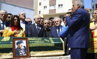 Kılıçdaroğlu'nun amcası Karabulut için cenaze töreni düzenlendi