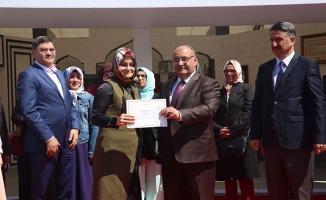 Ümraniye'de Misak-ı Milli sergisi açıldı