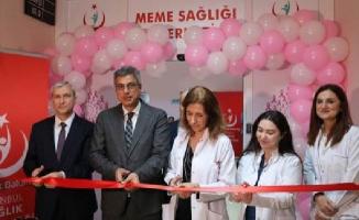 İstanbul'da meme kanserinde erken tanı için önemli hizmet