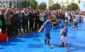 Maltepe'de 19 Mayıs Coşkuyla Kutlandı