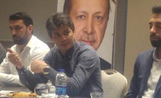 """AK Parti Ataşehir İlçe Başkanı Özcan:""""Erken veya geç fark etmez, hazırız"""""""