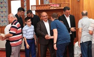 Başkan Can, Ümraniyelilerin Bayramlarını Kutladı
