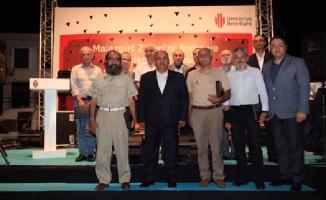Ümraniye'de ödül töreni yapıldı