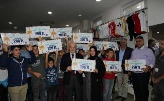Beykoz'da 7 Bin Öğrenciye Eğitim Desteği