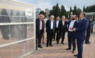 İHH Beykoz'dan sıcacık kampanya