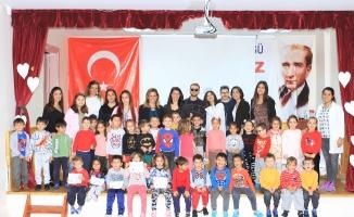 Kartal Belediyesi Kreş Öğrencilerine Alerji Ve Farkındalık Eğitimi