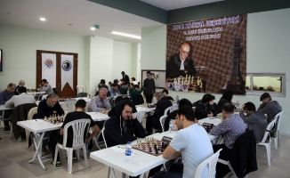 Kartal Belediyesi'nde Satranç Turnuvası Heyecanı Yaşanıyor
